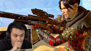 The Krabers Little Brother in Apex Legends, I Love this Sniper!