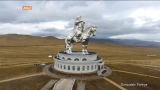 Moğolistan'da Cengiz Han Heykeli'ne Asansör Ile Çıktık - Dünyadaki Türki