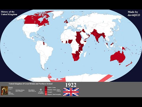 History of the United Kingdom: Every Year (from 1607)