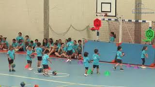 Festival de Clausura Escolas Deportivas Municipais ( Multideporte e iniciación)
