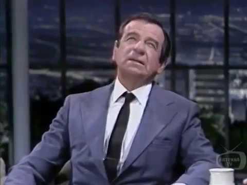 The Tonight  Starring Johnny Carson  12 10 1981   Walter Matthau and The Toilet Joke