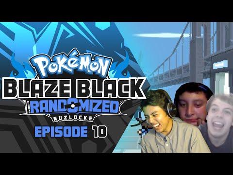 """I Am The Worst Voice Actor"" - Pokemon Blaze Black Randomizer Nuzlocke Part 10"