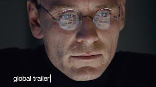 Steve Jobs - Official Trailer | Danny Boyle | Michael Fassbender | 2015 thumbnail