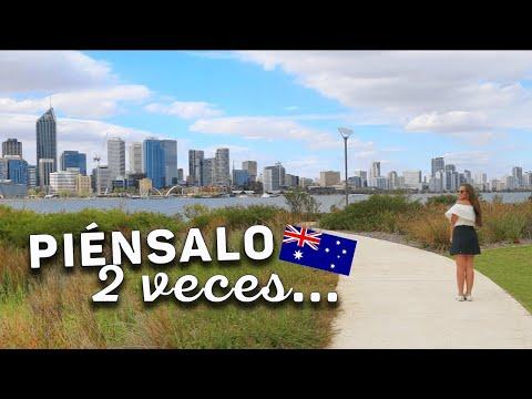 PERTH: ¿Vale la pena vivir tan lejos? | Australia | Ventajas y desventajas