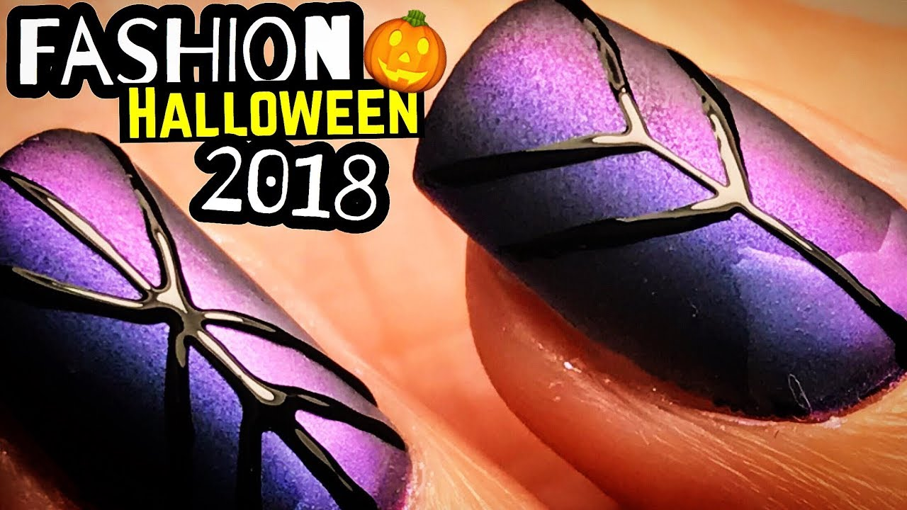 #HALLOWEEN NAILS #TRANSFORMATION and #RUSSIAN STYLE ...