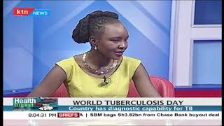 Kenya\'s diagnostic capability for Tuberculosis [Part 1]  | HEALTH DIGEST 20th April 2019