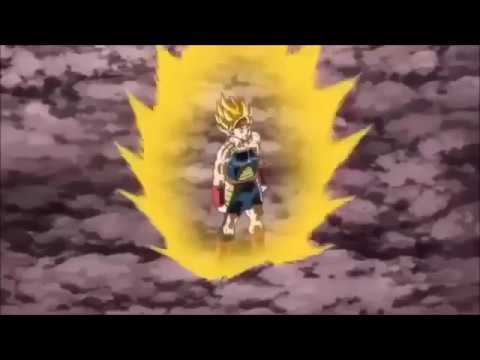 The First Super Saiyan Vs Frieza's Ancestor(English Dubbed)