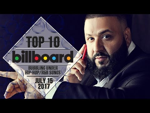 Top 10 • US Bubbling Under Hip-Hop/R&B Songs • July 15, 2017 | Billboard-Charts