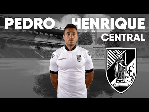 PEDRO HENRIQUE CENTRAL DEFENDER