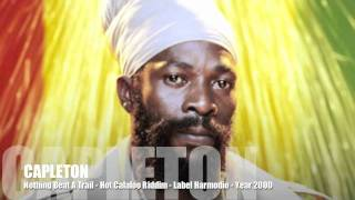Capleton - Nothing Beat A Trail - Hot Calaloo Riddim