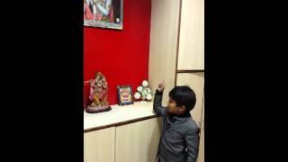Child Song (Bhajan) : Master Tejas Garg