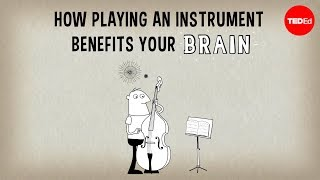 Download How playing an instrument benefits your brain - Anita Collins