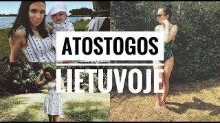 #4 Vlogas | PIRMOS DVYNUKU ATOSTOGOS LIETUVOJE