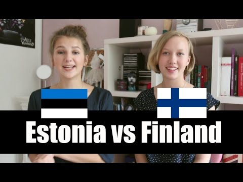 ESTONIA VS FINLAND