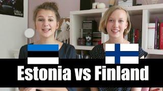 ESTONIA VS FINLAND