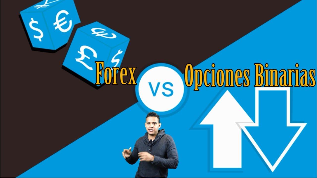 Comercio vs opciones binarias