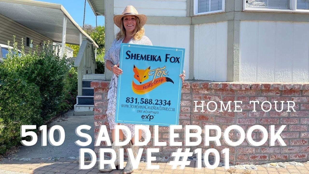 510 Saddlebrook Drive Unit 101 Home Tour!
