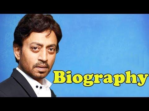 Irrfan Khan - Biography