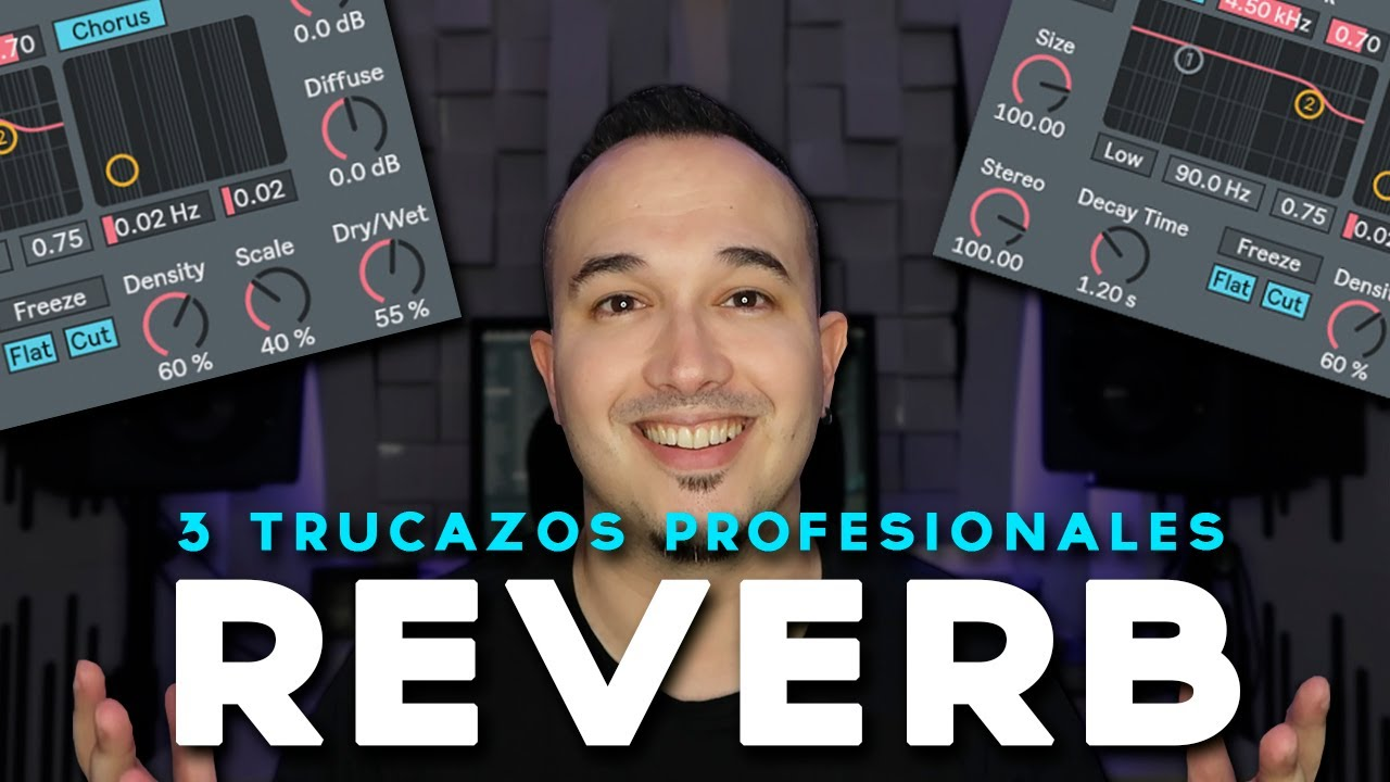 Consigue la REVERB PERFECTA | Tutorial de Ableton con TRUCOS profesionales explicado fácil y rápido