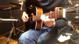 僕の生徒です、まだソロギター歴1年未満の方です、初レコーディングで若...