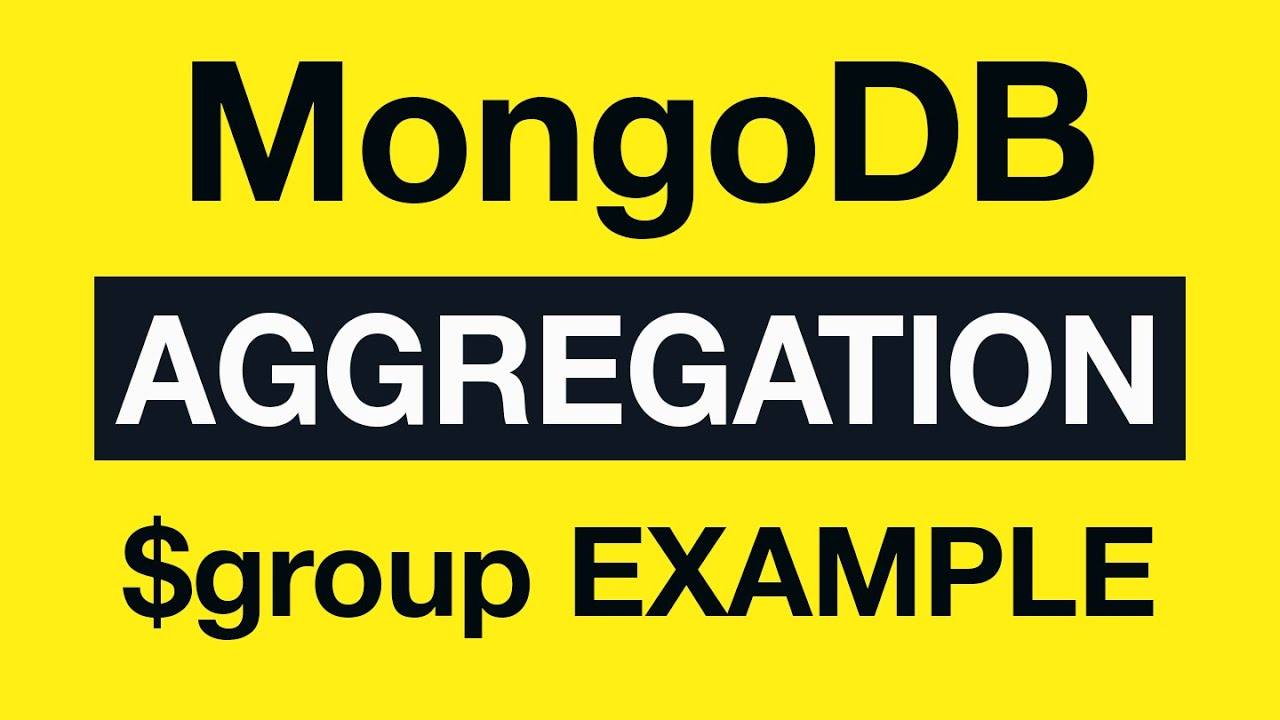 11 Aggregation Example 3 $group by nested fields - MongoDB Aggregation  Tutorial