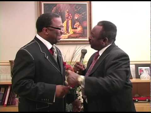 Interview With Dr. Arthur Perkins (New Home COGIC- KCMO)