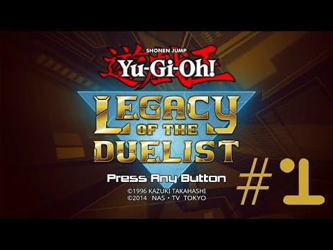 Yu-Gi-Oh! LotD #1 - Длинная вводная и Пендулум вызов