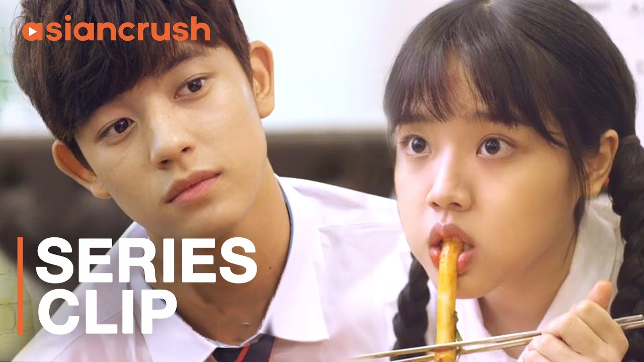 Download Does the most popular guy in class have a crush on me? | Korean Drama | Sweet Revenge