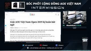 Bóc phốt cộng đồng AOE Việt Nam & Hồi chuông cảnh tỉnh cộng đồng Game thủ Việt