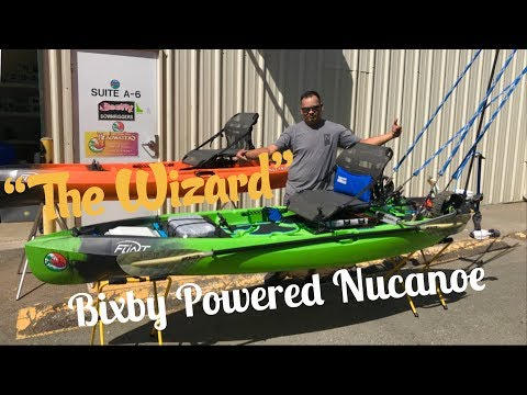 Viewers Rig: Bixpy JET Powered Nucanoe Flint