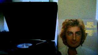 Barry Manilow - I Write The Songs (LP Record)