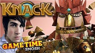 """WE """"KNACK"""" ENEMIES IN THE SACK (Gametime w/ Smosh)"""