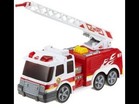 jouet camion de pompier youtube. Black Bedroom Furniture Sets. Home Design Ideas