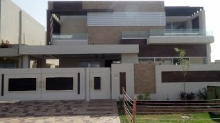 BRAND NEW BUNGALOW IS AVAILABLE FOR SALE IN DHA PHASE 6 LAHORE