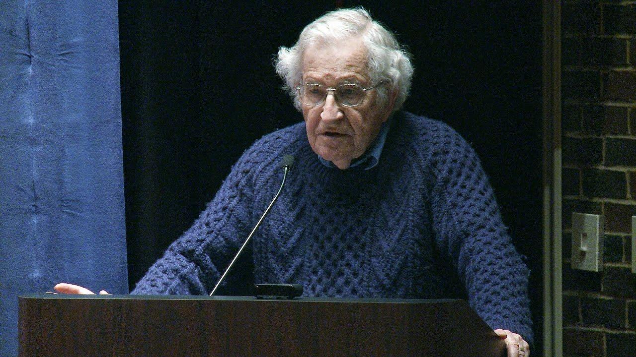 """""""Noam Chomsky Q&A"""""""