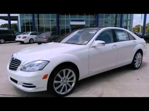 2013 mercedes benz s55 amg lafayette la youtube for Mercedes benz lafayette la