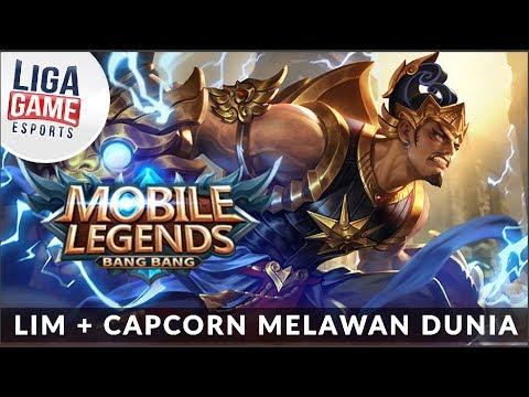 [MLBB Live] Flashwolves VS Capcorn - Indonesia Esports Games