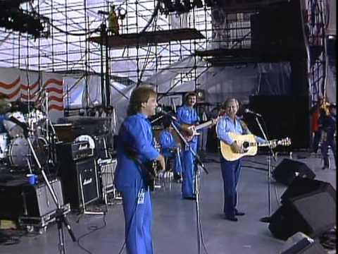 George Jones - No Show Jones (Live at Farm Aid 1985)