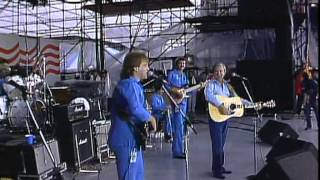 George Jones - No Show Jones (Live at Farm Aid 1985)