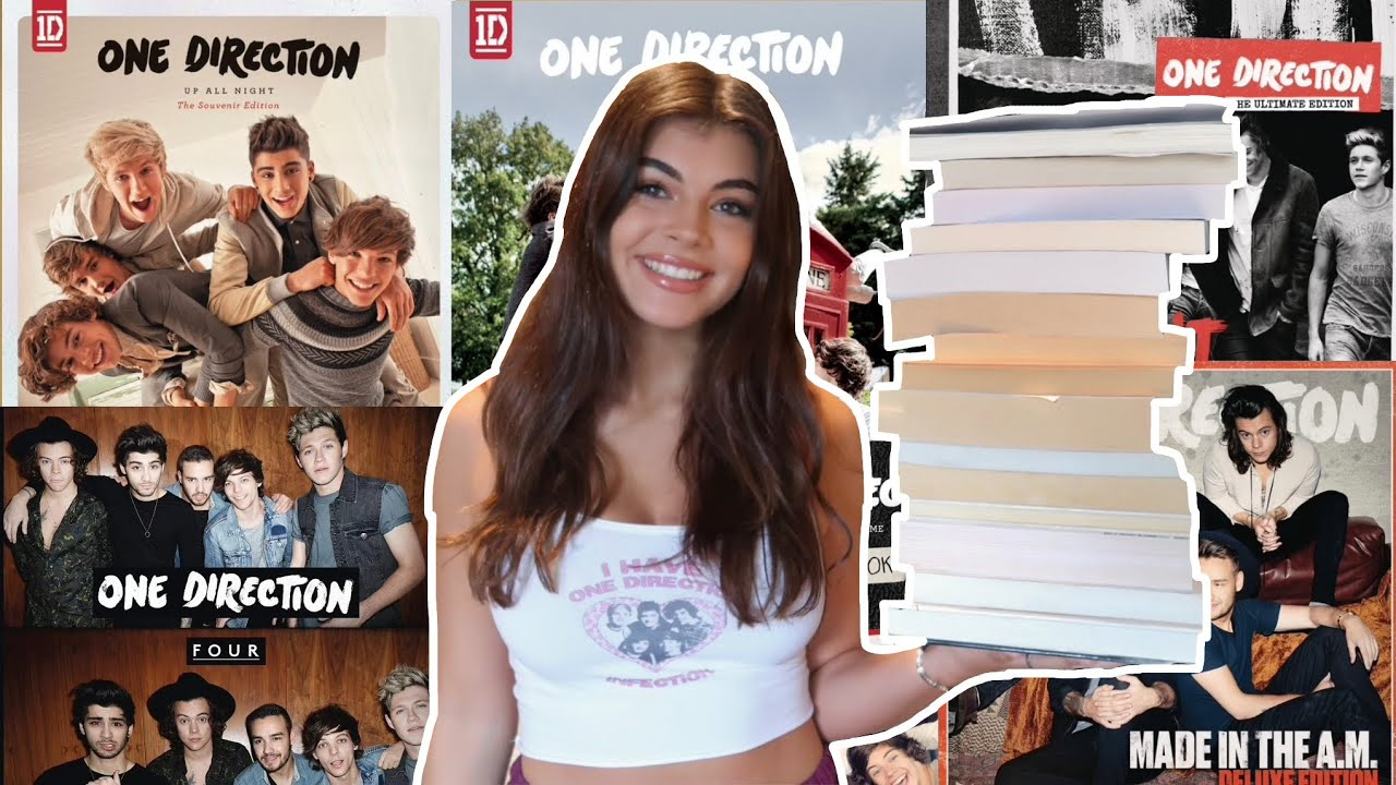 ONE DIRECTION SONGS AS BOOK RECOMMENDATIONS