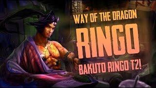 Vainglory Skins - BAKUTO RINGO [T2] SKIN!! Ringo |WP| Lane Gameplay [Update 1.24]