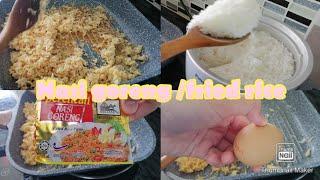How to make nasi goreng /fried rice??