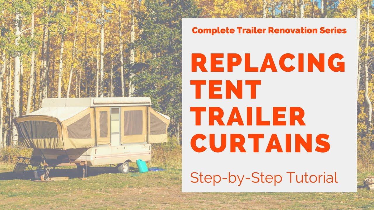 Pop Up Camper Curtains Savae Org