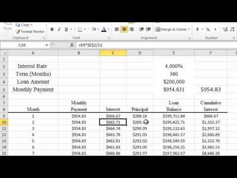 calculating-mortgage-and-apr-in-excel-2010