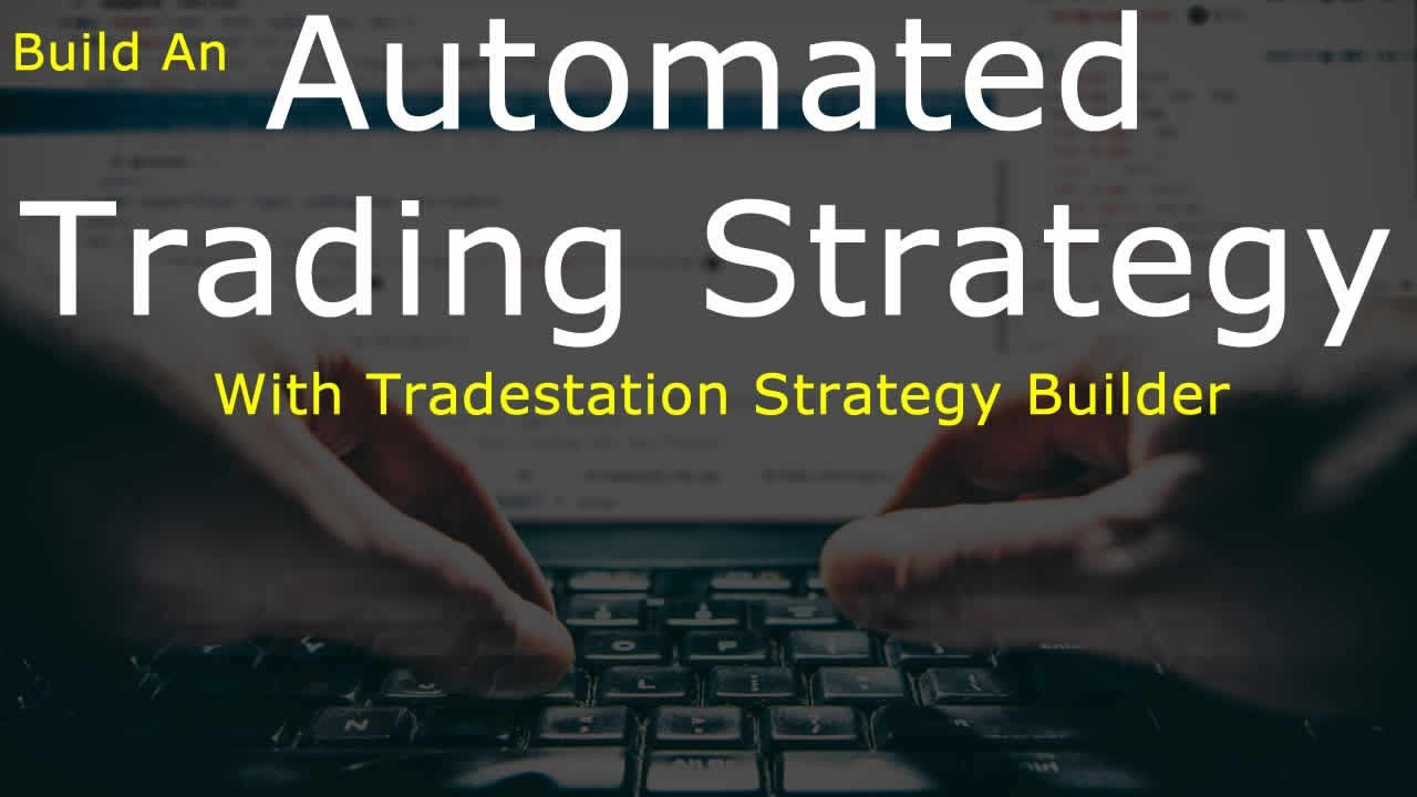 Build trading strategies