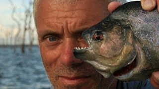 River Monsters  Речные монстры  Jeremy Wade (сезон 1 серия 1