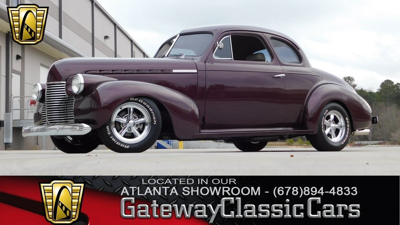 1940 Chevrolet Master Deluxe Coupe - Gateway Classic Cars of ...