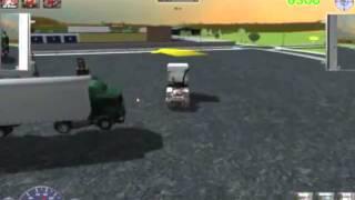 Heavyweight Transport Simulator