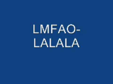 LMFAO-Lalala