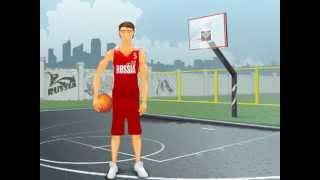 видео Баскетбол - презентация по физкультуре